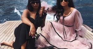 Boity Thulo and Ayanda Thabethe