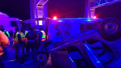 Photo of Driver injured in N1 Rollover Accident