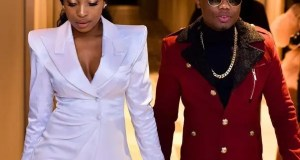 DJ Tira and Gugu Khathi