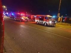 2 Metro Cops Shot Dead