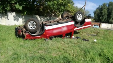 Photo of Four injured in N1 Vehicle Rollover