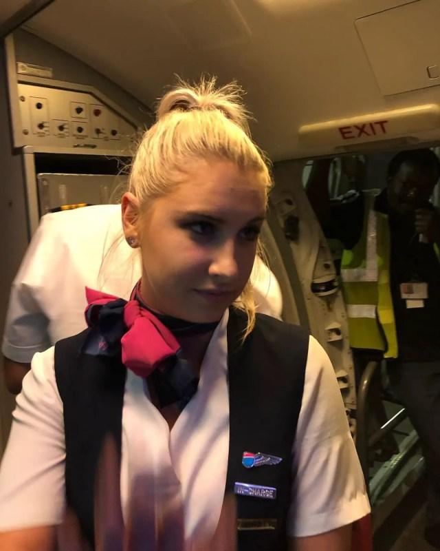 FlySafair staff