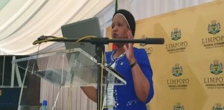 Independent Electoral Commission Chairperson in Limpopo Nkaro Mateta
