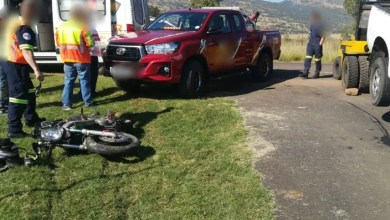 Photo of Motorcyclist dies in R560 Accident