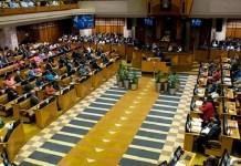 Parliament seats