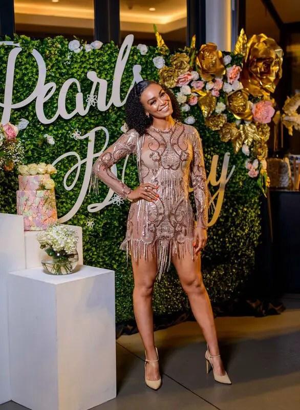 Pearl Thusi