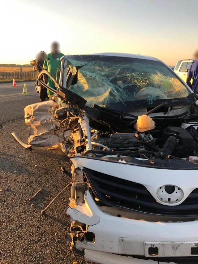 Sasolburg Accident