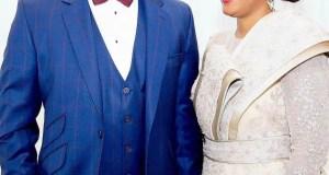 Shepherd Bushiri and wife
