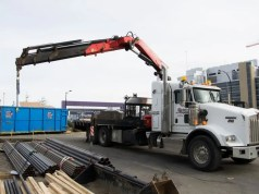 Truck Mounted Crane Operator
