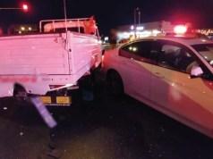 Krugersdorp crash
