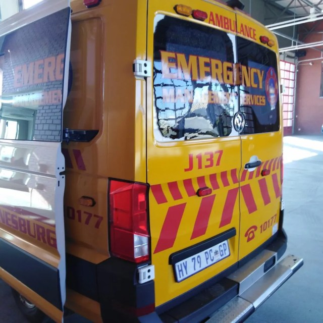 City of Johannesburg's Emergency Management Services