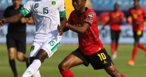 Angola 0 - 0 Mauritania