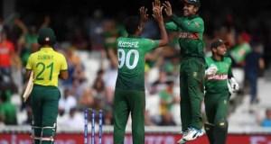Bangladesh beats South Africa
