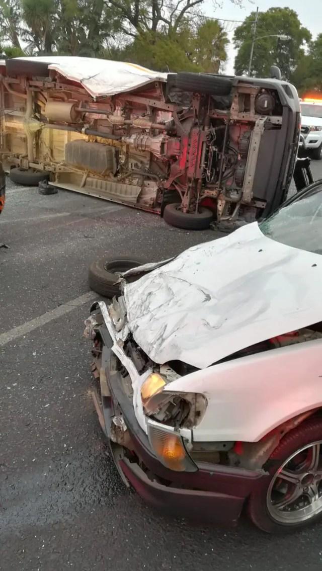 Barry Hertzog crash