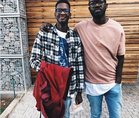 Black Coffee and his Son