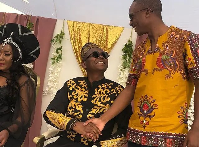 Cornet Mamabolo's Traditional Wedding1
