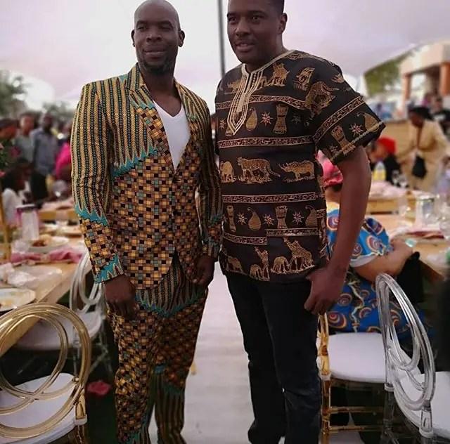 Cornet Mamabolo's Traditional Wedding