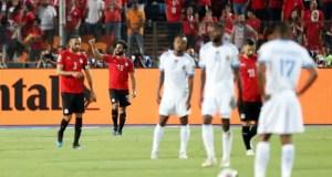 Egypt vs DRC