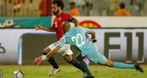 Egypt v Zimbabwe
