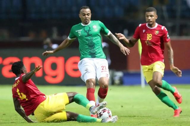 Guinea vs Madagascar