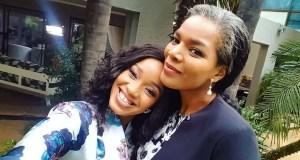 Harriet and Kea