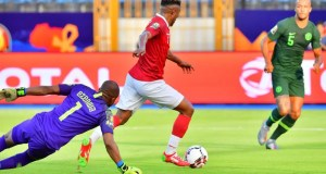 Madagascar 2 - 0 Nigeria
