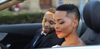 Masechaba Ndlovu and Donald