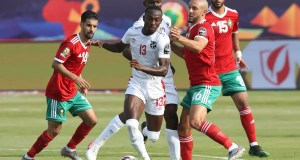 Morocco 1 - 0 Namibia