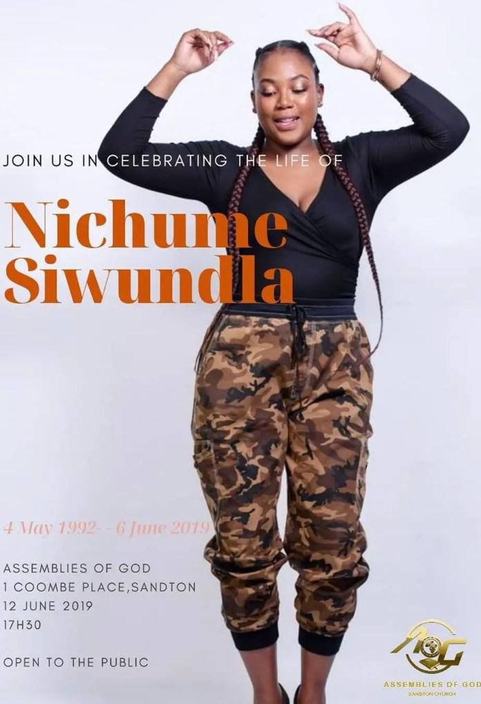 Nichume Siwundla
