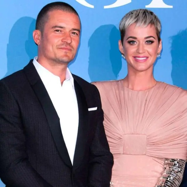 Orlando Bloom and Katty Perry,