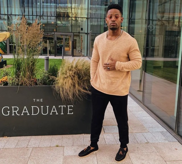 Prince Kaybee's outfits