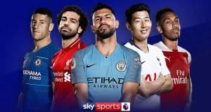 Premier League fixtures 2019/20