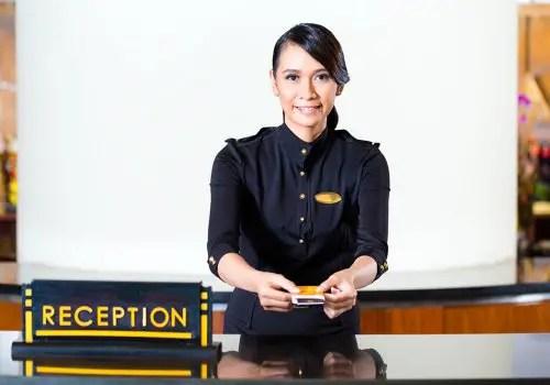 Spa Receptionist