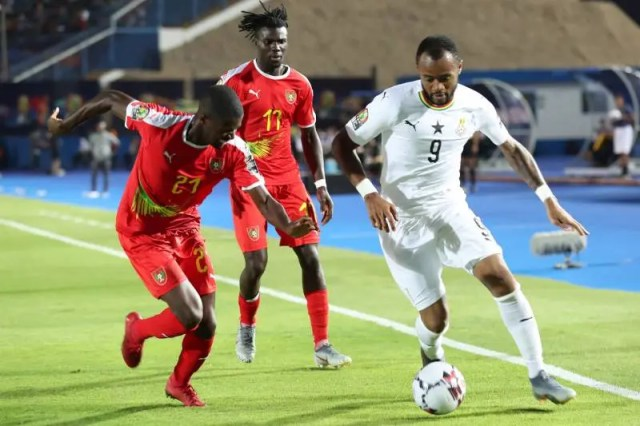 Afcon Round of 16