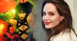 Angelina Jolie's Marvel role