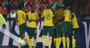 Bafana Bafana beat Egypt 1 - 0