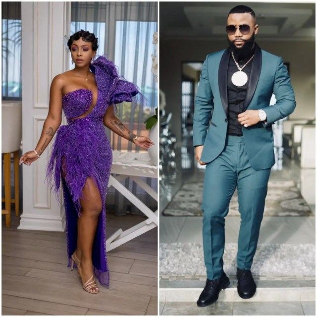 Cassper Nyovest and Boity