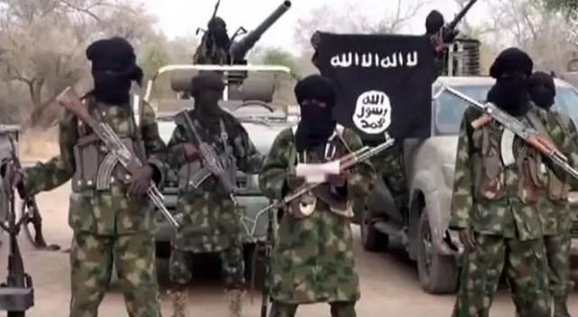 Boko Haram ambush