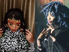 Busiswa and Moonchild Sanelly