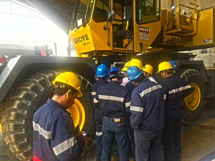 Crane Technicians