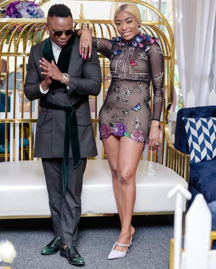 DJ Tira and Gugu Khati