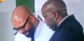Jerry Maake and Sthembiso