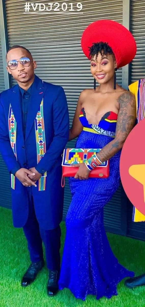 Khuli Chana and Asanda Maku