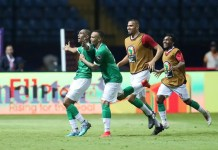 Madagascar 4 - 2 DR Congo penalties