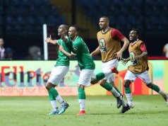 Madagascar 4 - 2 DR Congo penalties