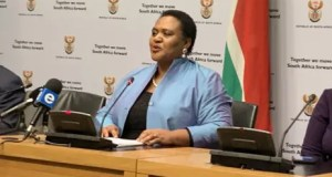 Minister Thoko Didiza