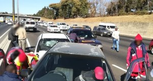N3 Bedfordview crash