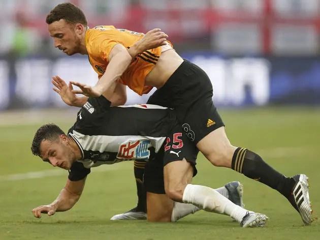 Newcastle VS Wolves