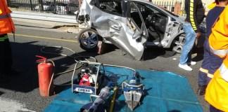 Paulshof car crash
