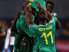 Senegal 1 - 0 Tunisia